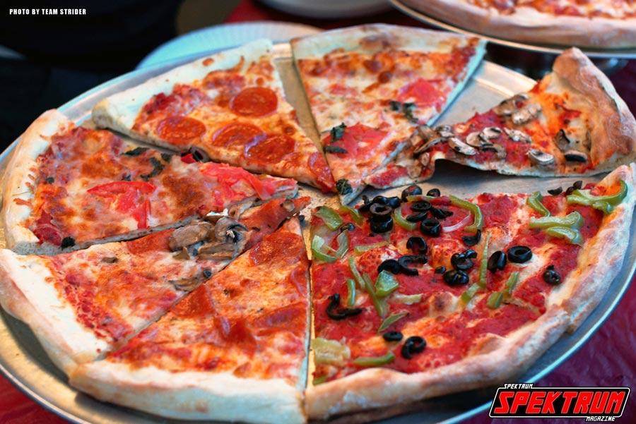 Rocco's Pizza at the San Gennaro Festival
