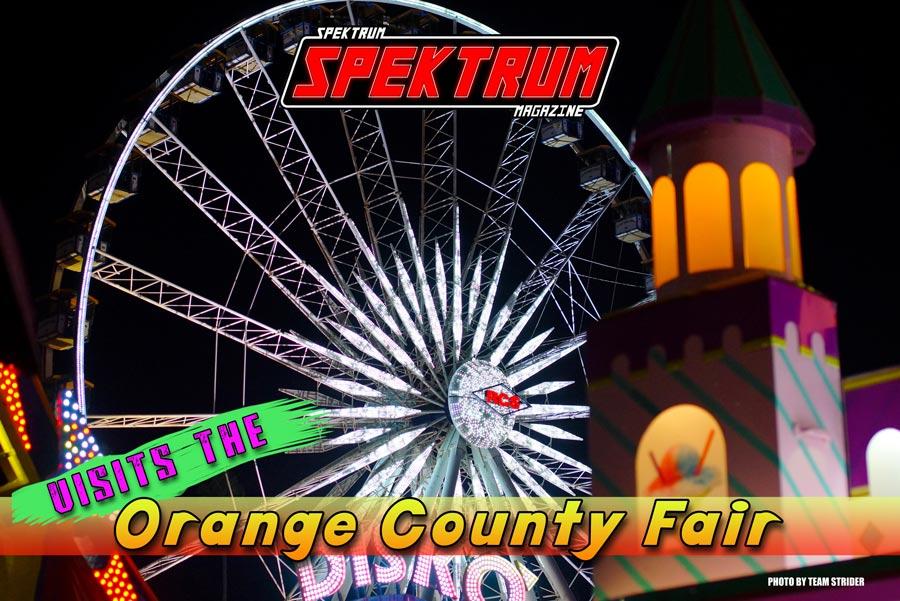 Spektrum goes to the Orange County Fair!