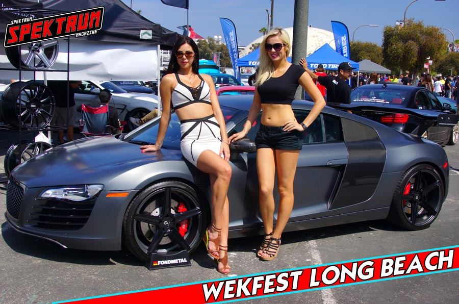 Wekfest 2015 Long Beach in all its glory