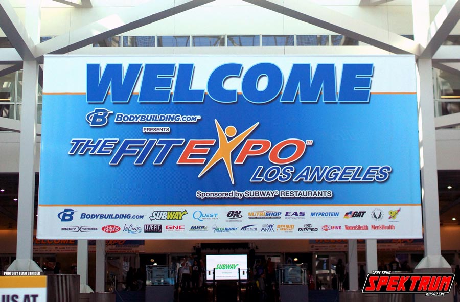 Welcome to the 2016 Fit Expo LA