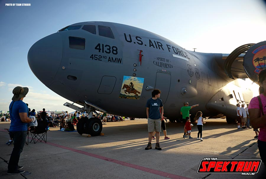 C-17 Globemaster at Miramar