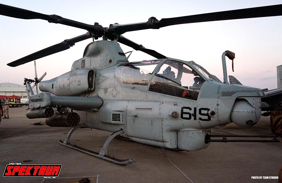 Brand new AH-1Z for the Marines