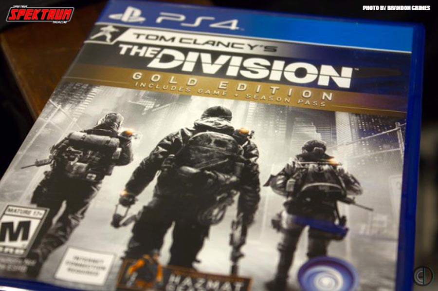 The Division Box Art