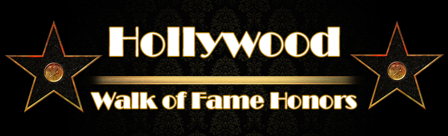 Hollywood Walk of Fame Honors