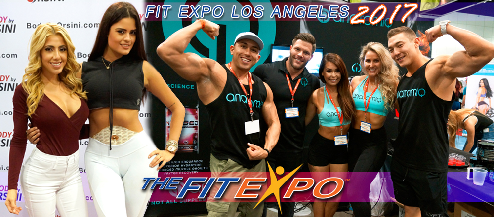 The Fit Expo Los Angeles 2017