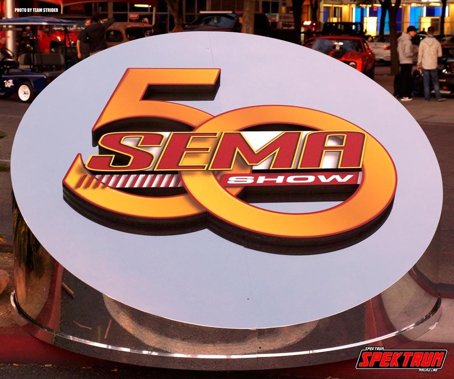 SEMA 50th Anniversary