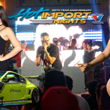 Cars, Models, Drones and Everything in Between: Hot Import Nights San Diego 2017