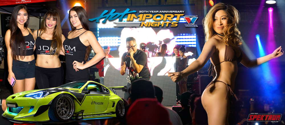 Hot Import Nights 2017