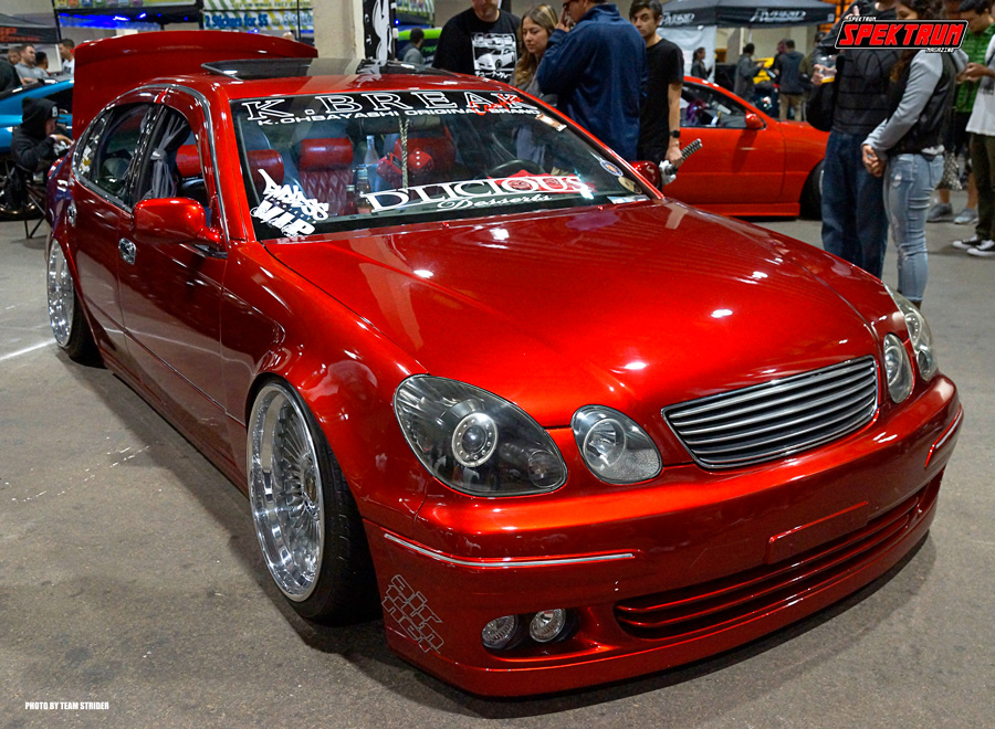 Sick Lexus from D'Licious