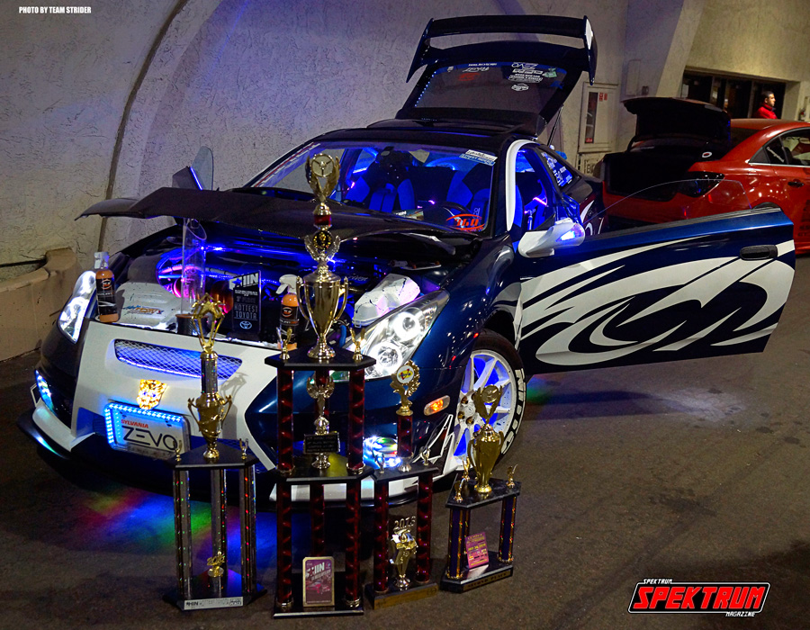 Hemet_Protox brought out his car one more time to HIN
