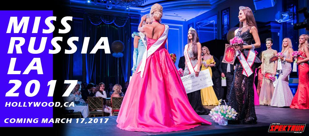 Miss Russia LA 2017