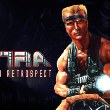 Saving New Zealand One Laser Blast At A Time: Looking back at Contra