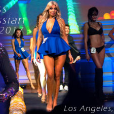 Beauty and Splendor on the Red Carpet: Coverage of the Miss Russian LA Pageant