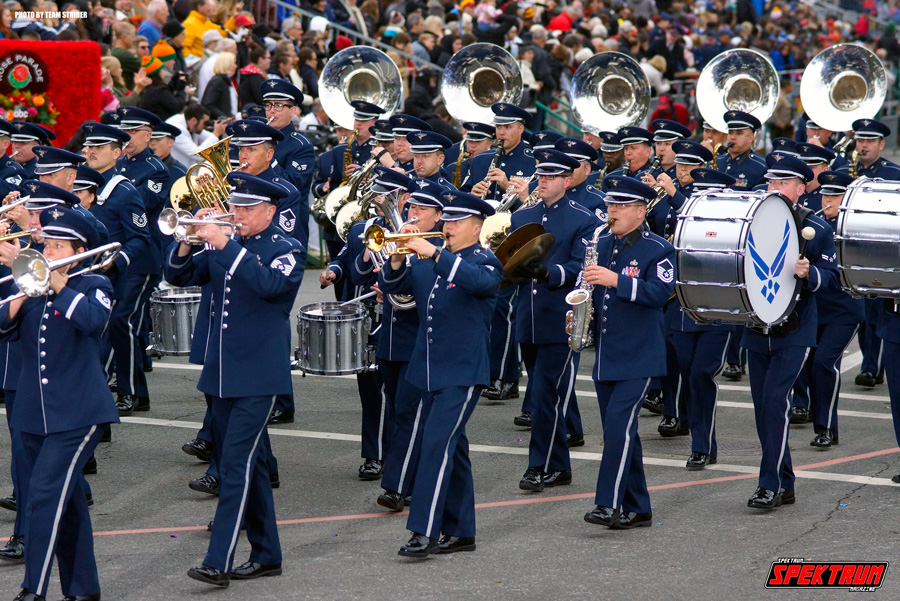 The United States Air Force Marching Band