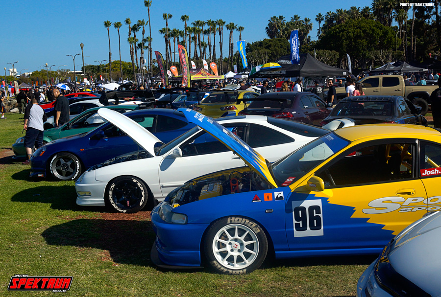 Some of the cars that shined in the sun at Wekfest