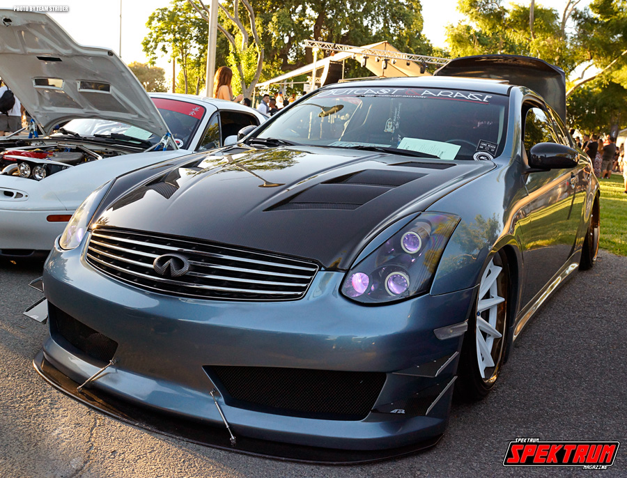 One fine Infiniti G35 from HIN San Jose