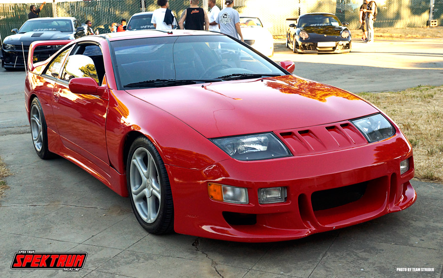 A car near and dear to my heart, the Nissan 300ZX