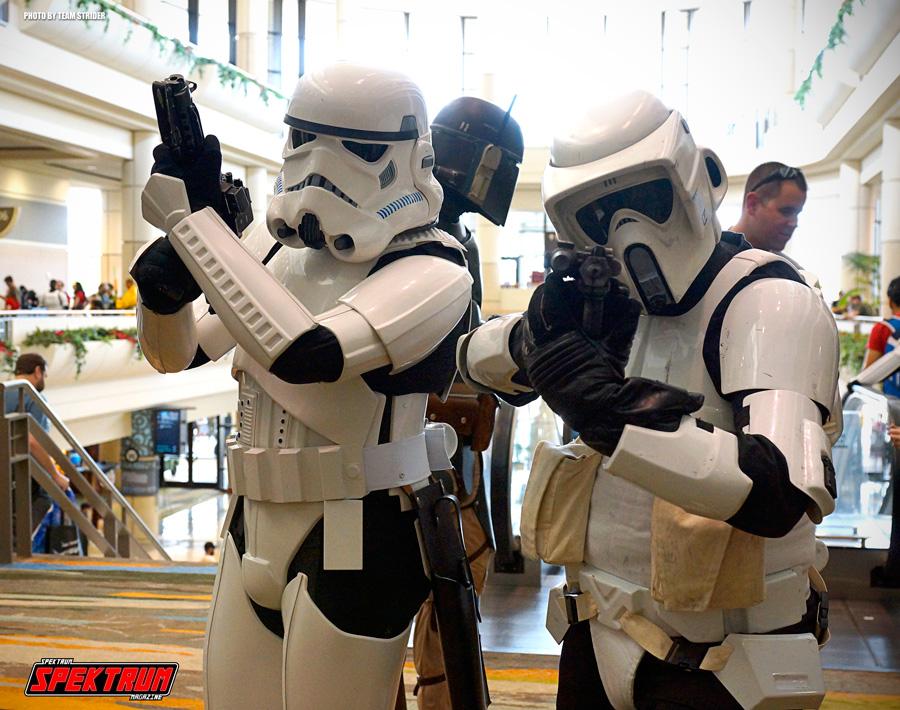 Halt Rebel scum!! Stormtroopers