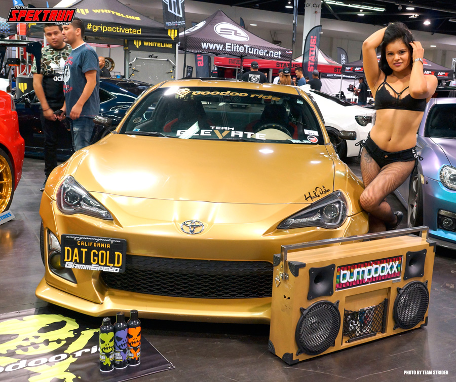 Sick FR-S and Bumpboxx collaboration. Show them and this beauty some love