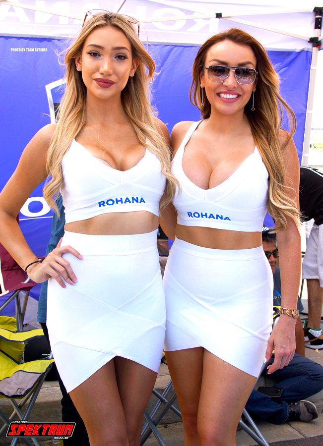 Two gorgeous models from Romani wheels