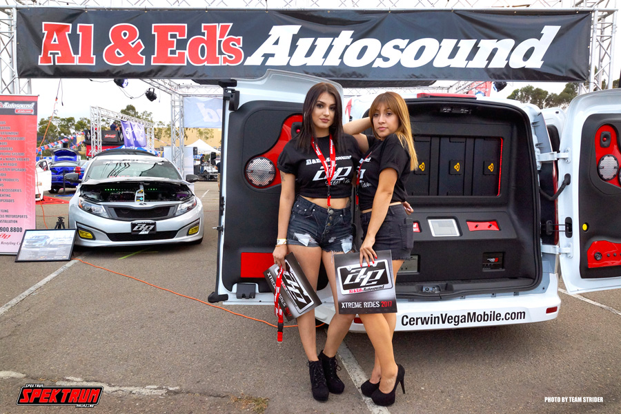 Al & Ed's out in full force at EAF