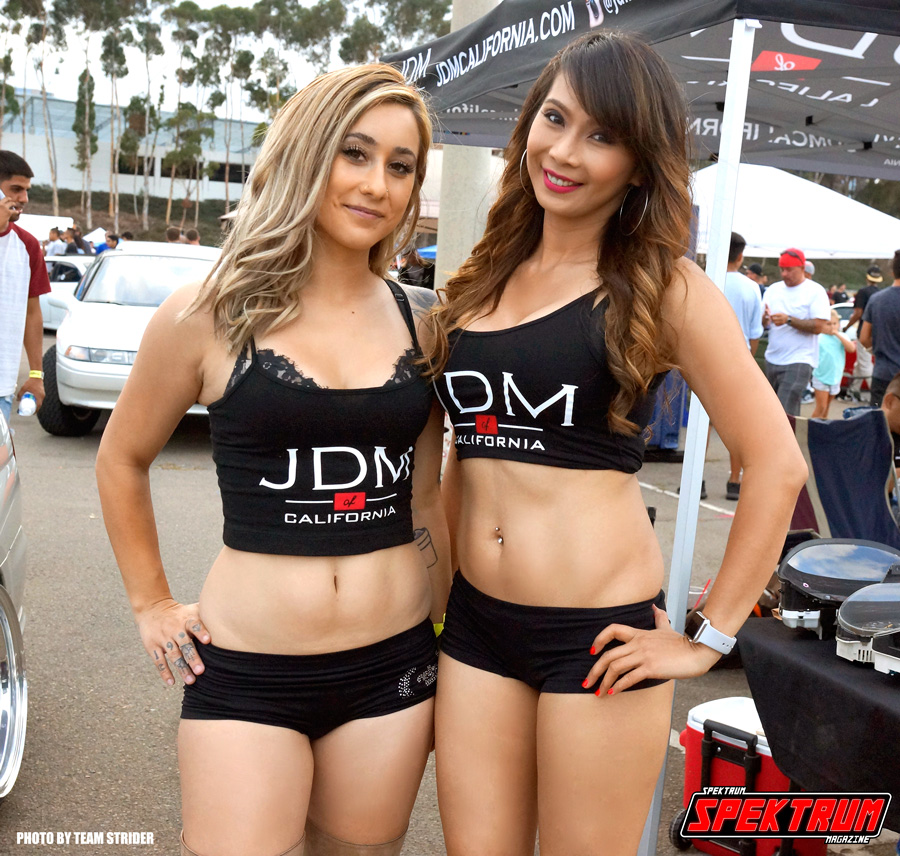 JDM of California with their beautiful models