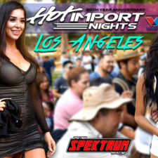 Turning it Up On the Streets of LA: Hot Import Nights LA 2017