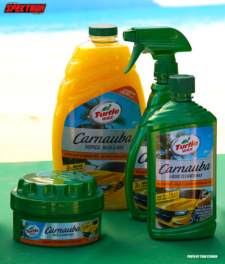 Some of the new cleaners by Turtle Wax