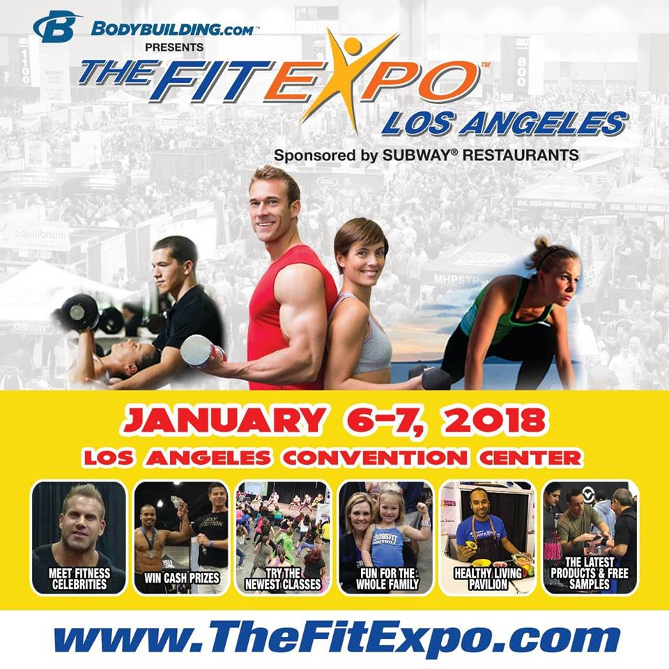 Fit Expo Flyer