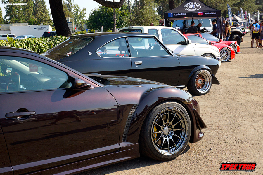 A fine RX-8 and more rides from the Summer Showcase