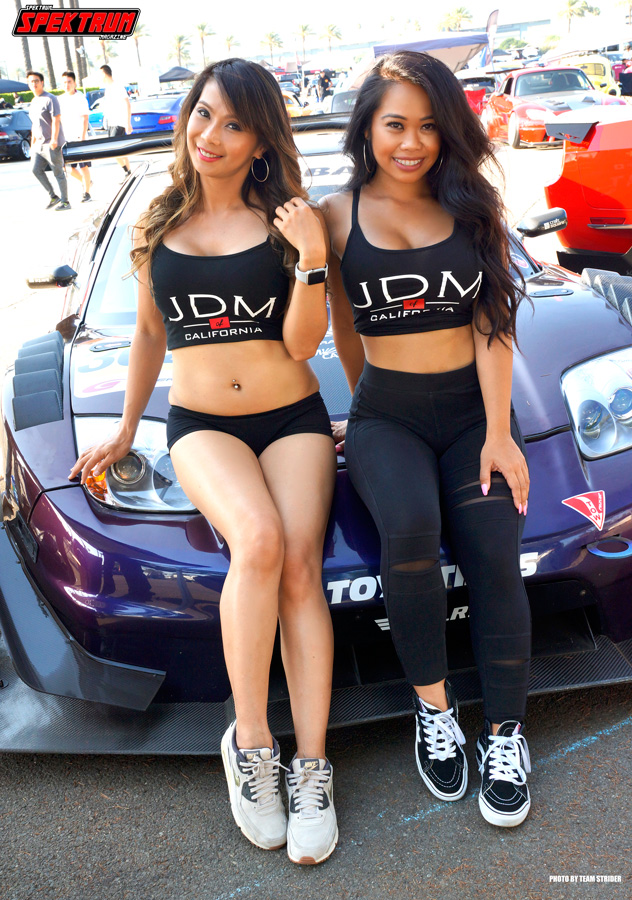 Lovely representatives from JDM of California