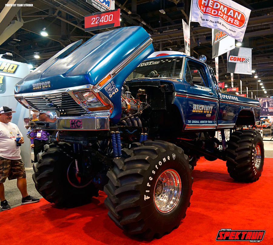 This is, THE Original Big Foot Monster truck. Yes!!