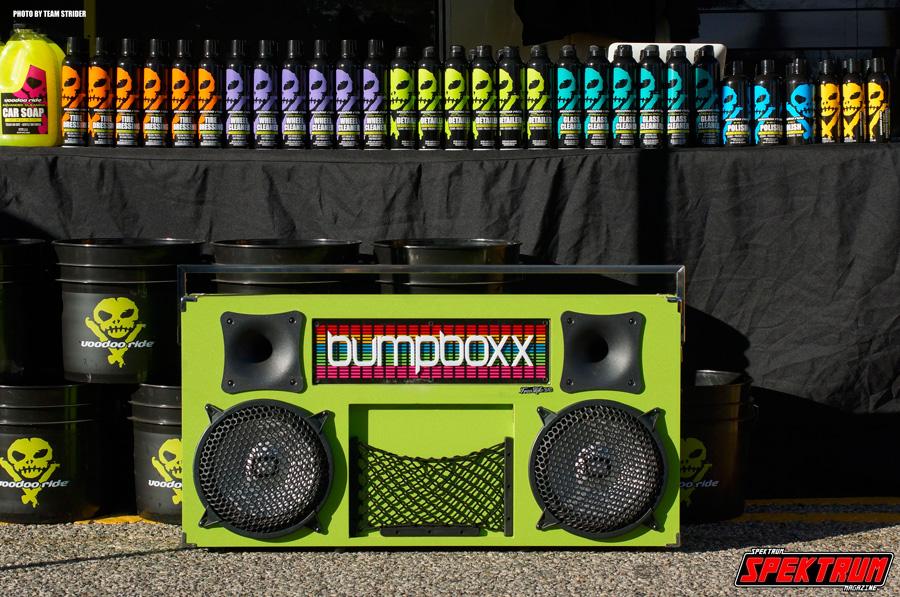 Bumpboxx Voodoo Ride Edition